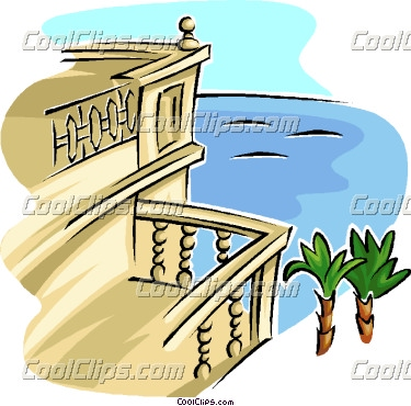 Balcony 20clipart clipart panda free clipart images for Balcony cartoon