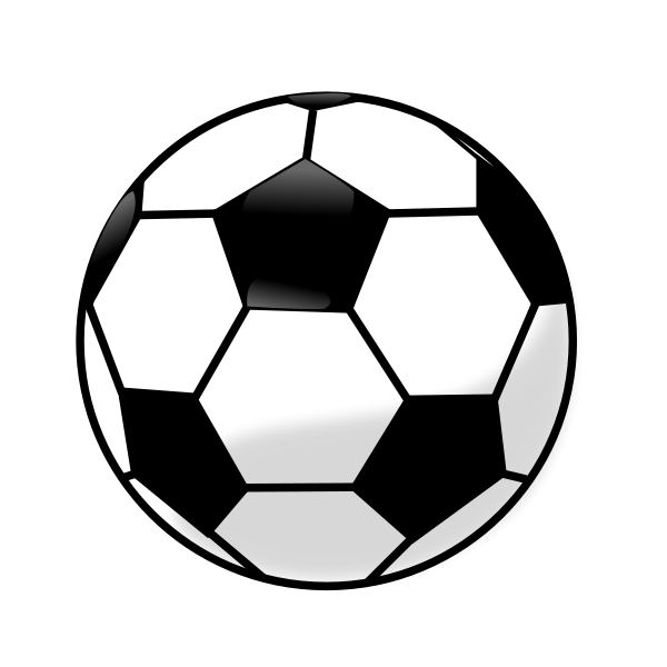 Clip Art Clipart Soccer Ball soccer ball clipart panda free images picture clip art