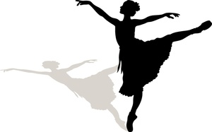 dancer clipart silhouette clipart panda free clipart images rh clipartpanda com ballet clipart images ballet shoes clipart free