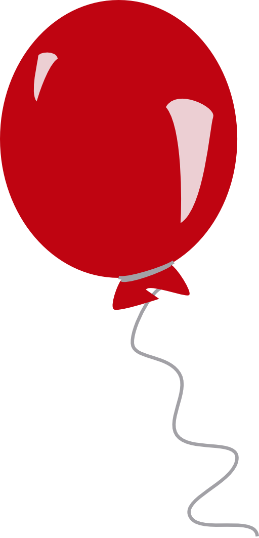 Red Balloon Clipart | Clipart Panda - Free Clipart Images