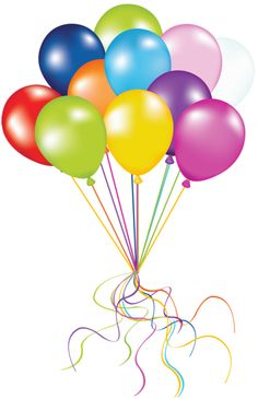 Balloon clipart png clipart panda free clipart images - Happy birthday balloon images hd ...