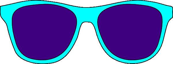 Girly Sunglasses Clip Art