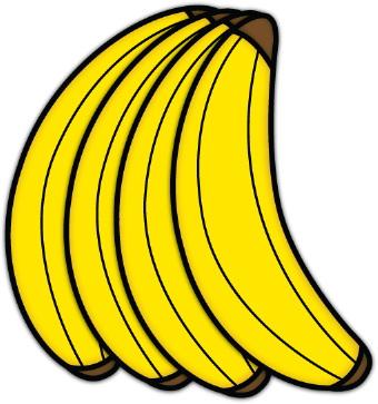 bananas clip art clipart panda free clipart images rh clipartpanda com banana images clipart banana bread clipart