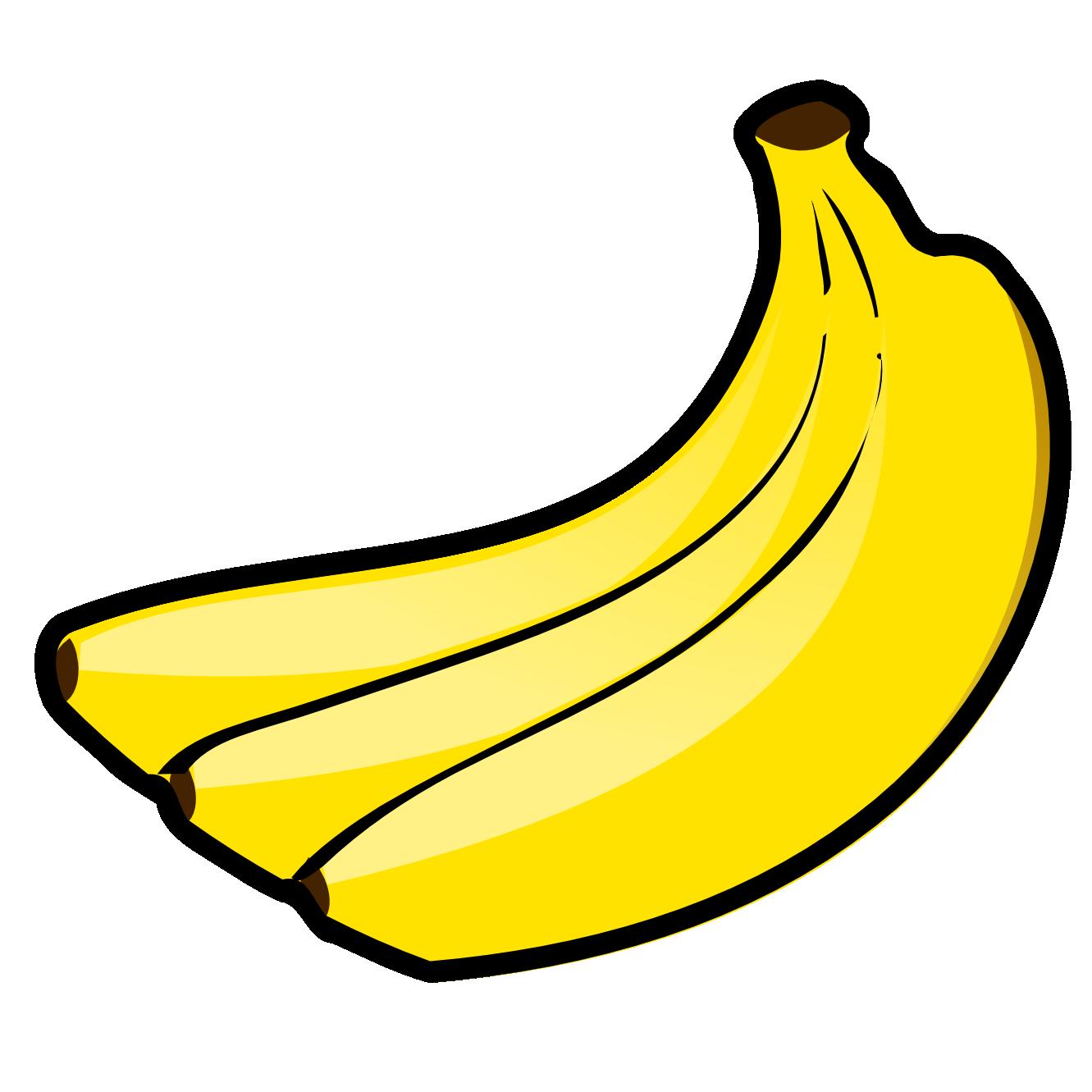 nicubunu banana PNG 64(K) | Clipart Panda - Free Clipart Images