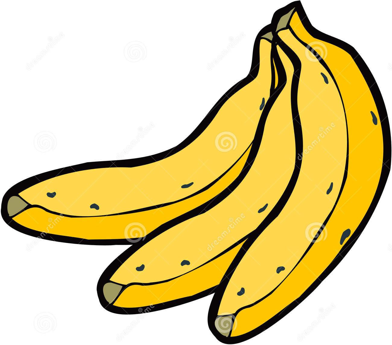 Banana Clip Art Black And White Banana Black And White clipart
