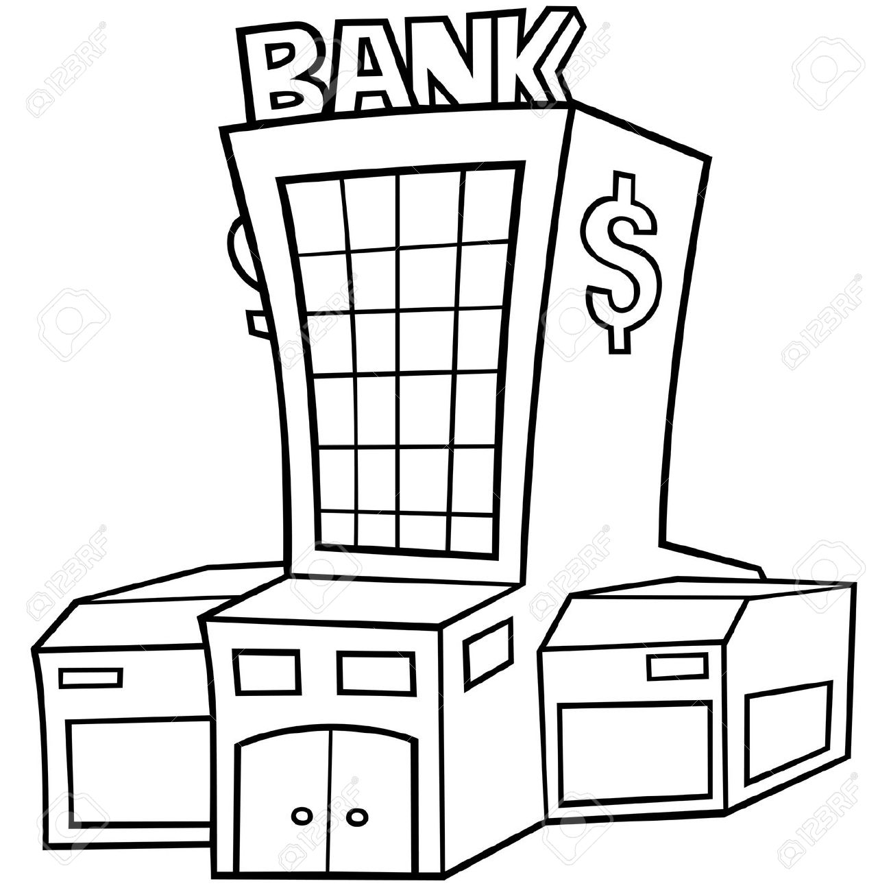 Bank Clip Art Free | Clipart Panda - Free Clipart Images