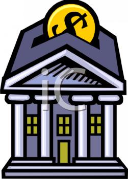 Bank Clip Art Free | Clipart Panda - Free Clipart Images