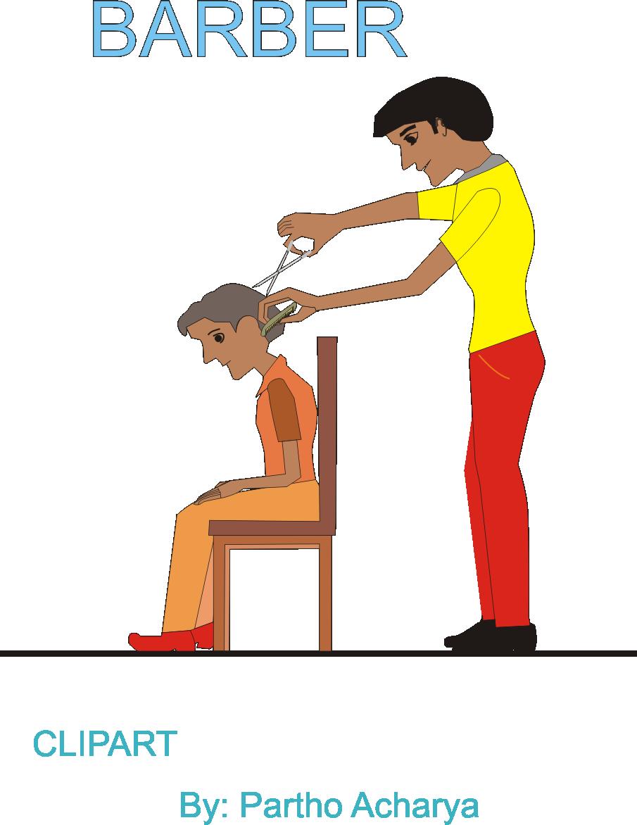 Barber Clipart barber 20clipart
