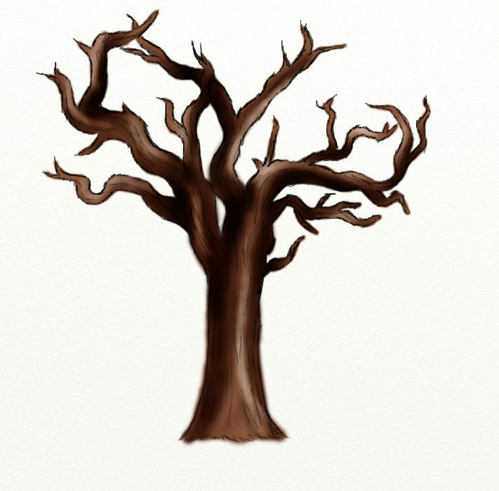 Bare Apple Tree Clipart Clipart Panda Free Clipart Images
