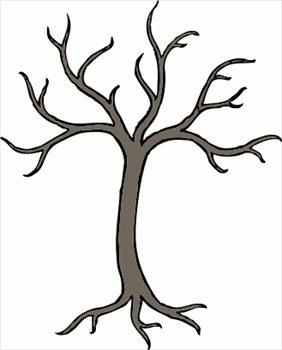 Bare Tree Clipart | Clipart Panda - Free Clipart Images
