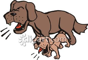 Small Dog Barking Gif