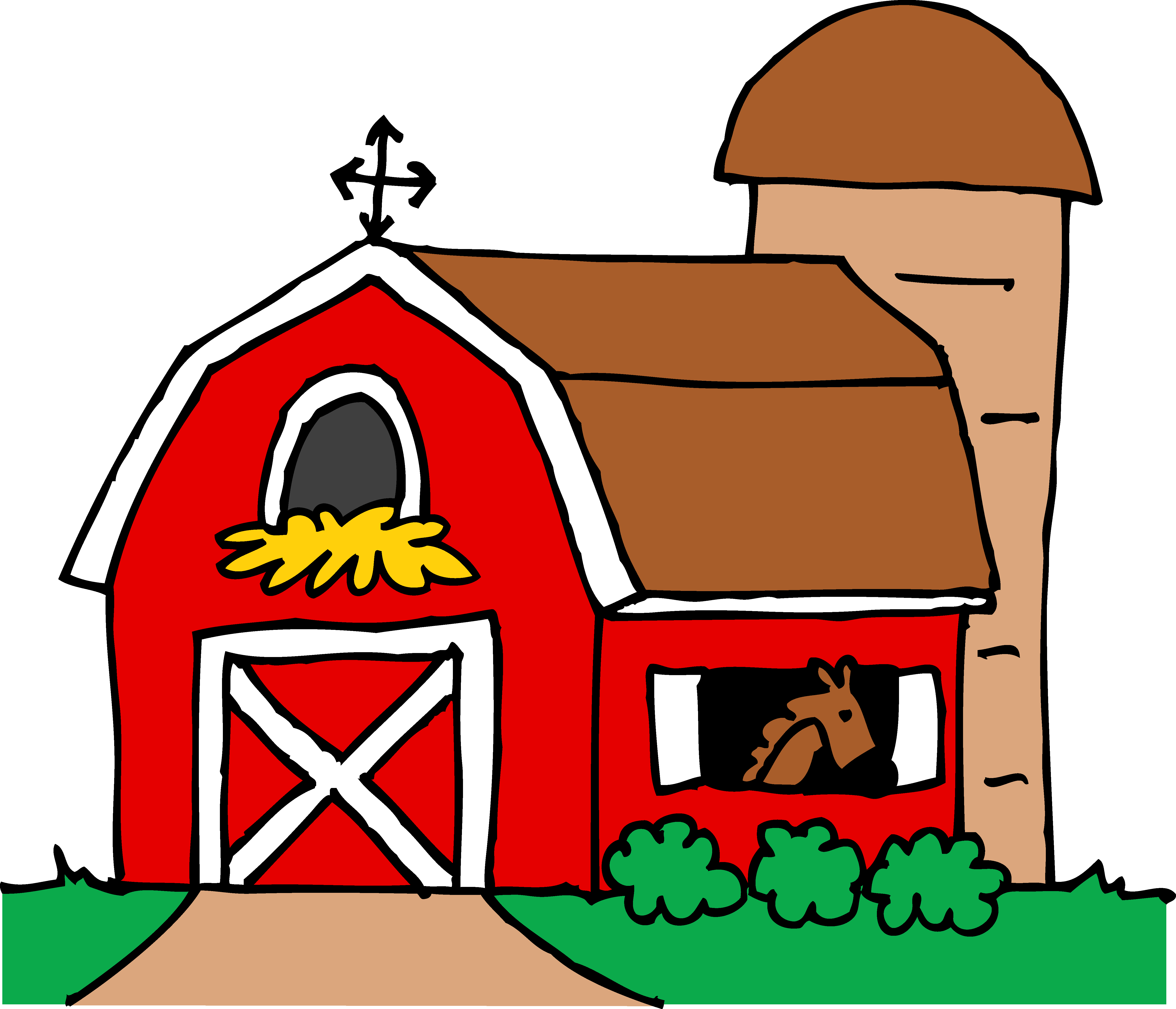 Barn 20clipart | Clipart Panda - Free Clipart Images