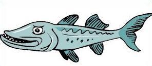Free Barracuda Clipart | Clipart Panda - Free Clipart Images