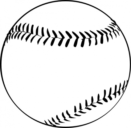 baseball clipart black and white clipart panda free clipart images rh clipartpanda com baseball bat clipart black and white basketball clip art black and white free