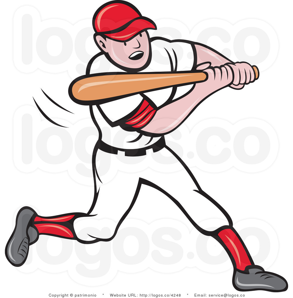 Baseball Player Clipart | Clipart Panda - Free Clipart Images