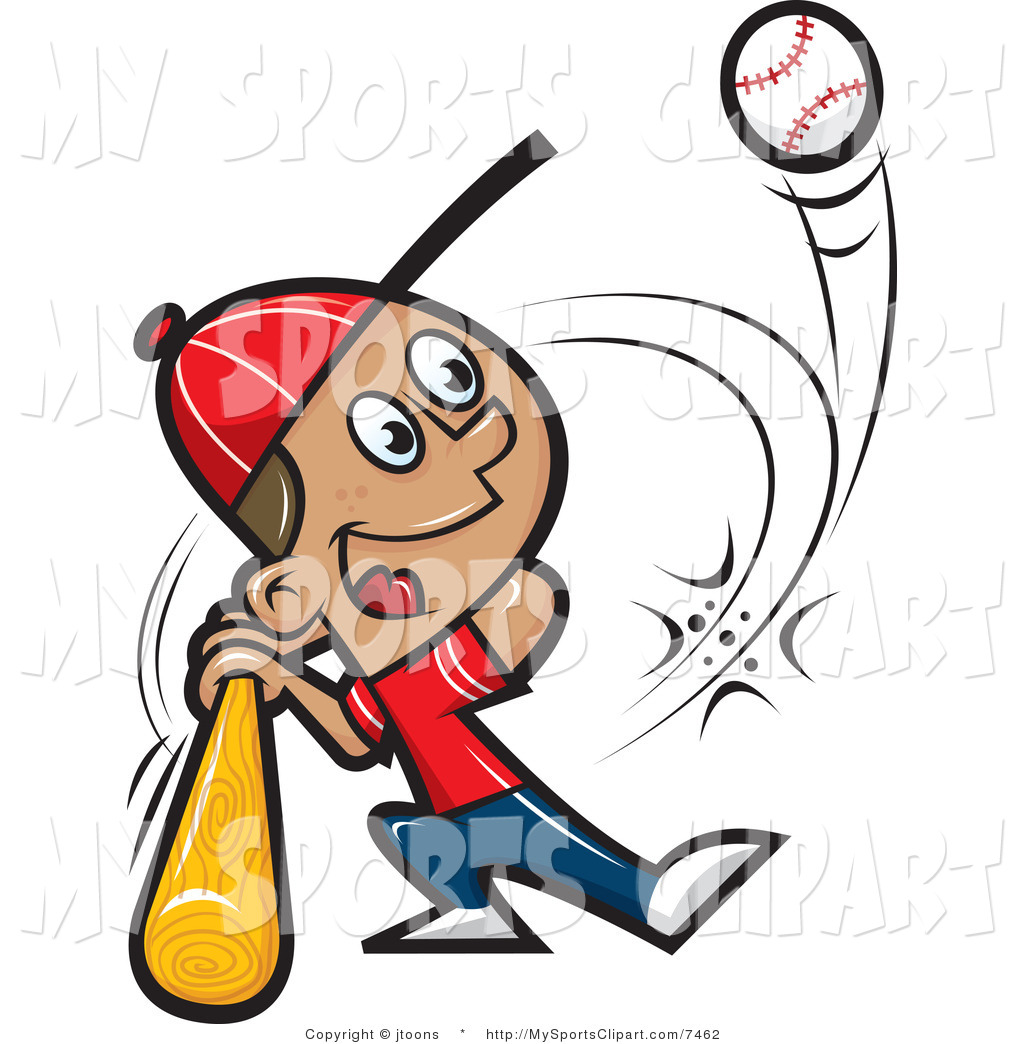 Baseball Player Clipart Black And White | Clipart Panda - Free ...