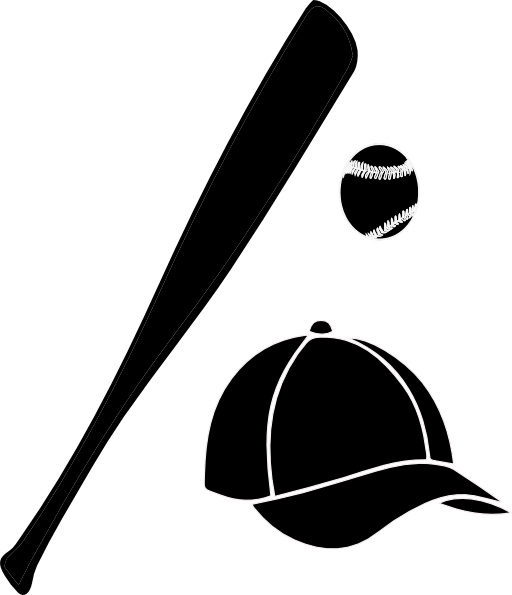 Baseball Ball And Bat Clip Art | Clipart Panda - Free Clipart Images