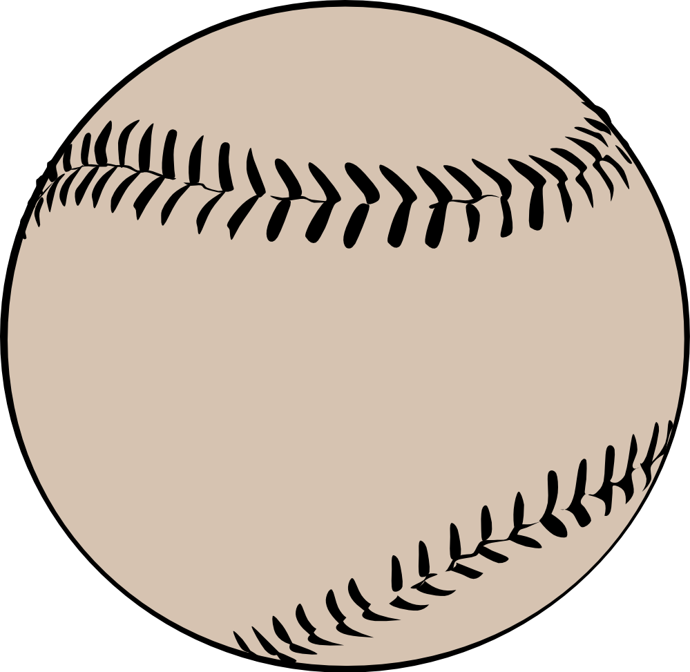 Baseball Ball Clipart   Clipart Panda - Free Clipart Images