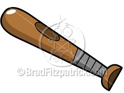 Baseball bat cartoon. Clipart panda free images