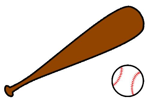 Clip Art Baseball Bat Clip Art crossed baseball bat clipart panda free images