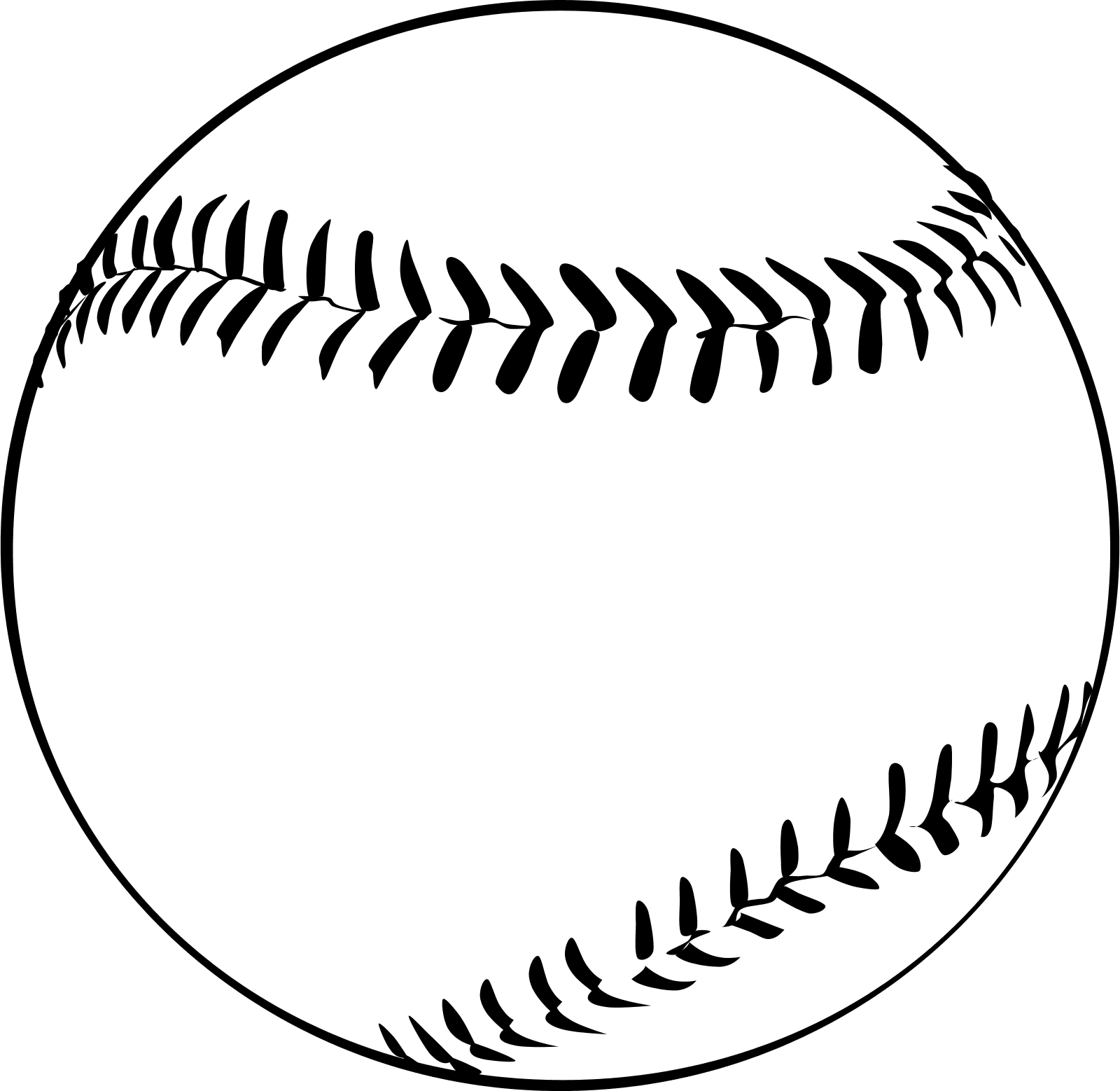 Clip Art Baseball Clipart Black And White baseball clipart black and white panda free images