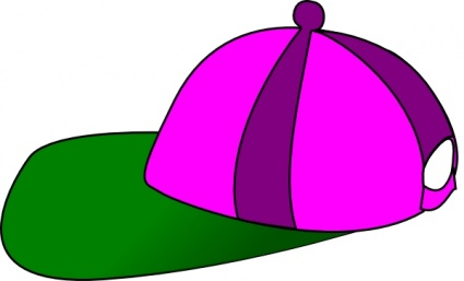 Backward Baseball Hat Clipart | Clipart Panda - Free ...