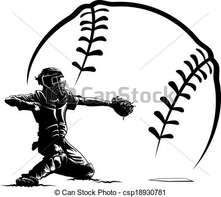 Baseball Player Clipar...