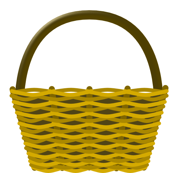 Brown Picnic Basket Clipart | Clipart Panda - Free Clipart Images