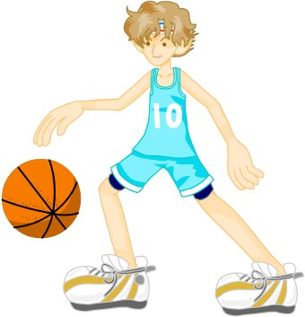 Basketball 20player 20clip 20art | Clipart Panda - Free Clipart Images