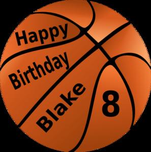 happy birthday basketball clip clipart panda free clipart images rh clipartpanda com