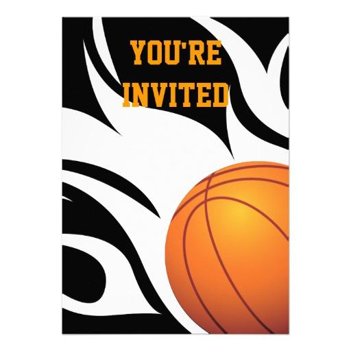 Flaming Basketball Birthday | Clipart Panda - Free Clipart Images