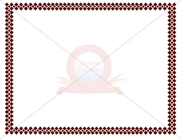 free printable blank certificate borders gold