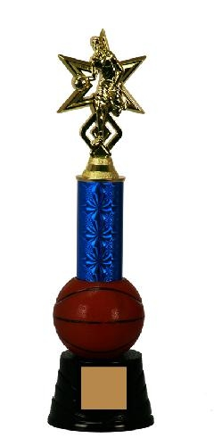 Basketball Championship Trophy