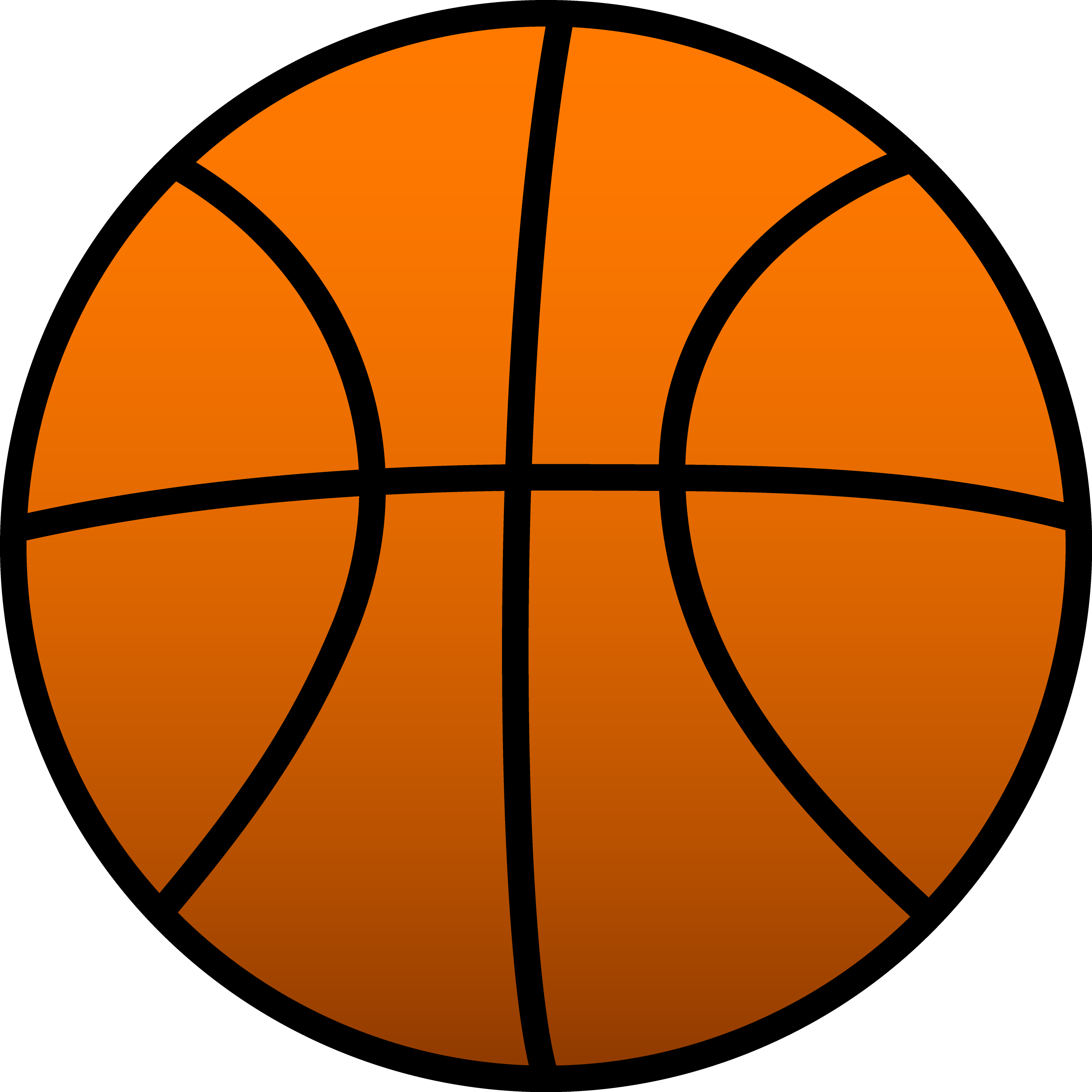 Basketball clip art clipart panda free clipart images - Ball image download ...