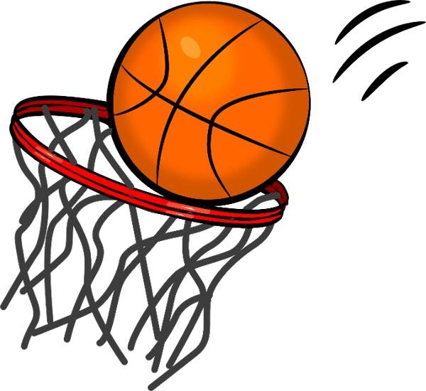 picture regarding Printable Basketball named Basketball Clipart Cost-free Printable Clipart Panda - Totally free