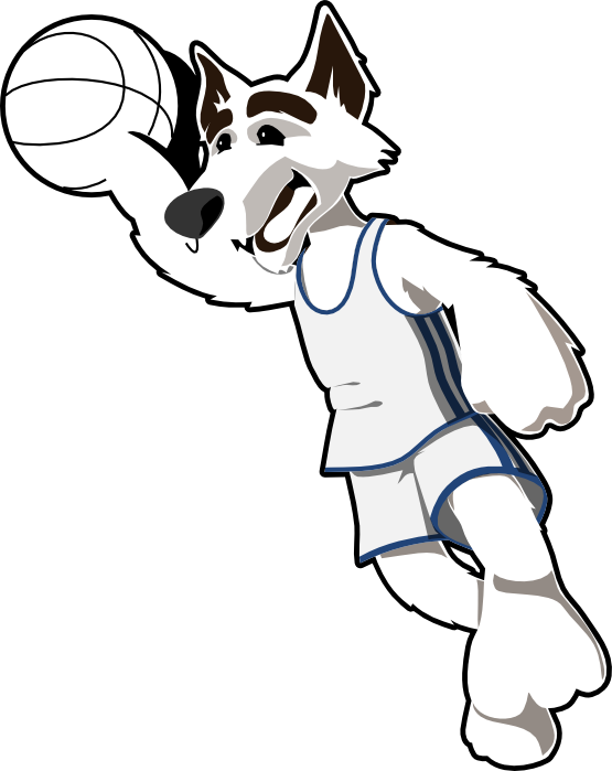 Basketball Clipart Black And White | Clipart Panda - Free Clipart ...