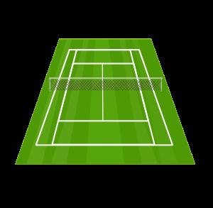 Tennis Court Clipart | Clipart Panda - Free Clipart Images