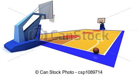 Clip Art Basketball Court Clipart basketball court clipart panda free images