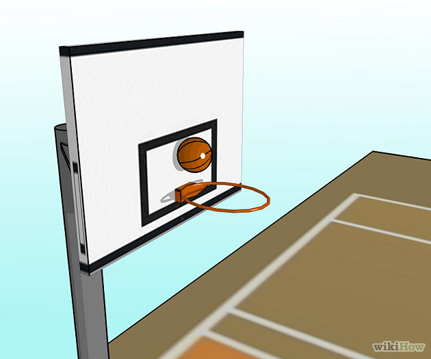 Basketball Half Court Shot