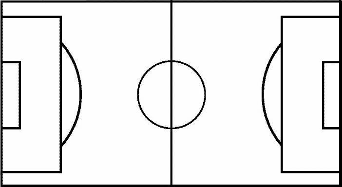 soccer field clipart clipart panda free clipart images rh clipartpanda com Soccer Goal Clip Art Animated Soccer Feild