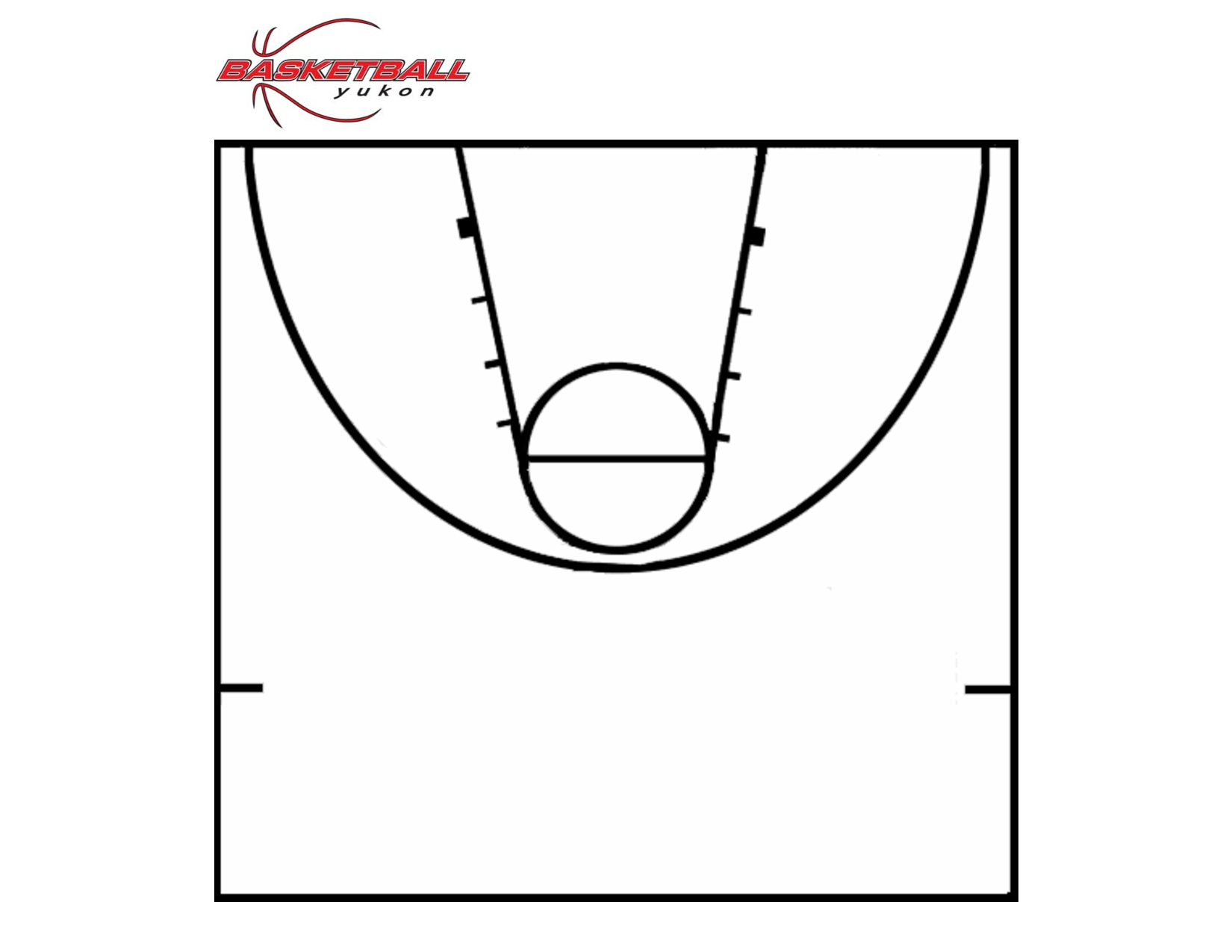 basketball half court clipart clipart panda free clipart images. Black Bedroom Furniture Sets. Home Design Ideas