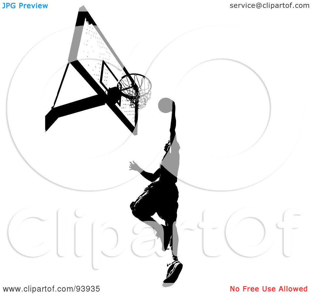 Basketball Hoop Side View Clipart Panda Free Clipart Images
