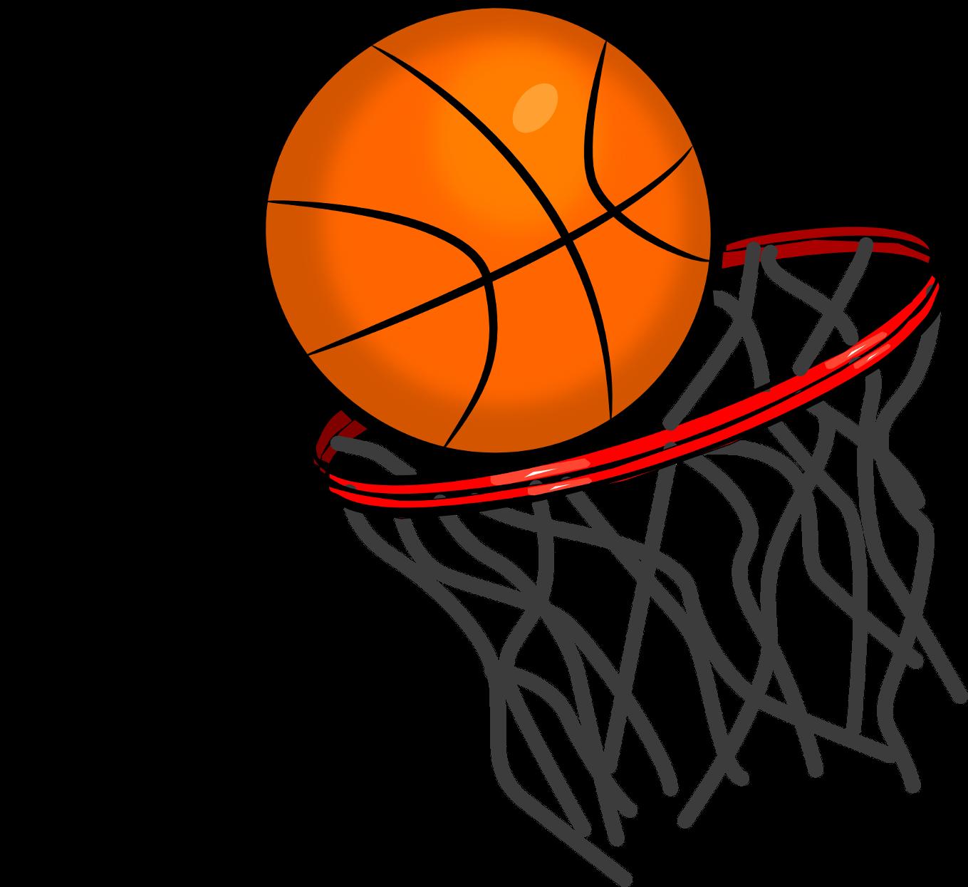 Free Basketball Clip Art Basketball%20net%20clipart