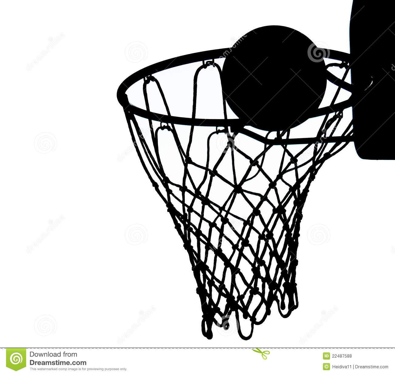 Basketball Net Vector   Clipart Panda - Free Clipart Images