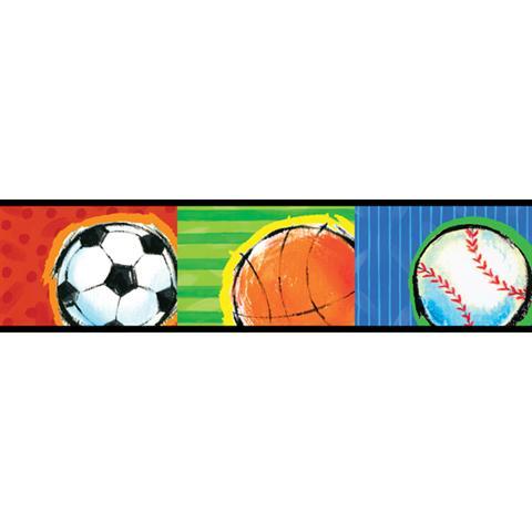 Sports border paper