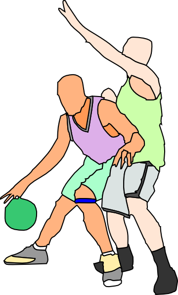 Basketball Player Clipart | Clipart Panda - Free Clipart Images