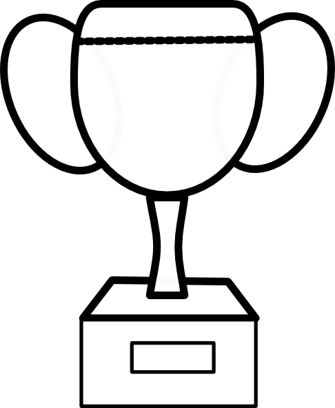 Cup Outline clip art - vector | Clipart Panda - Free Clipart Images