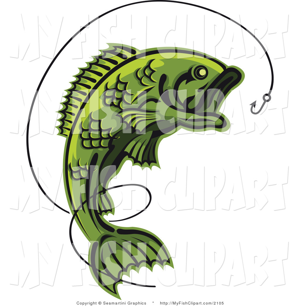 Bass Fish Clip Art | Clipart Panda - Free Clipart Images