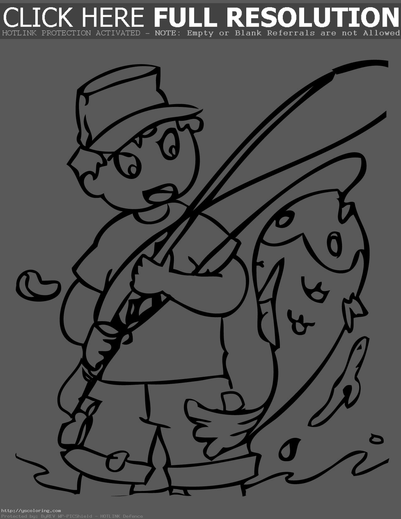 Bass Fish Coloring Pages | Clipart Panda - Free Clipart Images