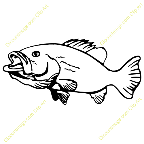 bass fishing clipart clipart panda free clipart images bass fish clip art black and white bass fish clipart outlines